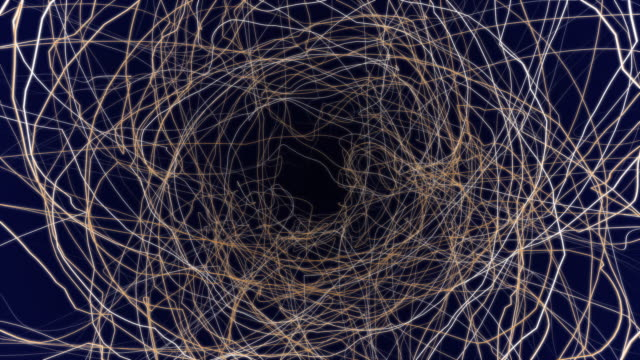 abstract string trace background - quantum physics stock videos & royalty-free footage