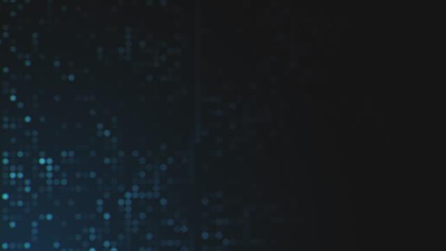 vidéos et rushes de contexte technologique abstrait - texture douce