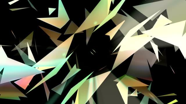 Abstrakte Technologie Endlos wiederholbar Hintergrund mit Dreiecken
