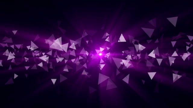 abstract triangle background - pink background stock videos & royalty-free footage