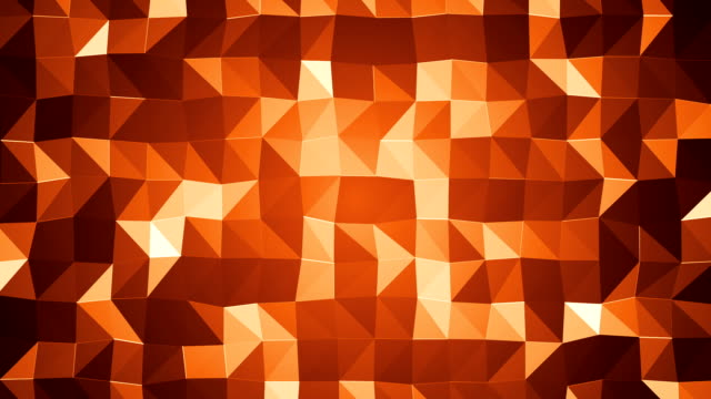 Abstract Triangles Background (Loopable)