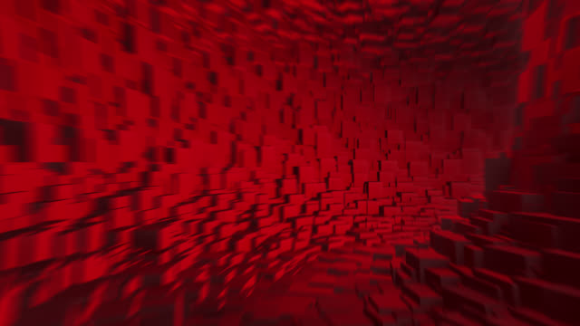 abstrakter tunnel loopable hintergrund - windung stock-videos und b-roll-filmmaterial