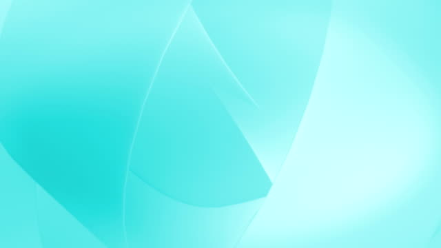 4K Abstract Turquoise Backgrounds Loopable