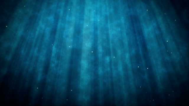 Abstract underwater light beam background