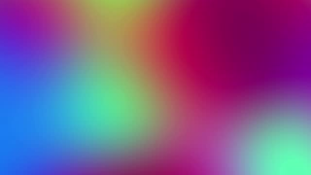 4k abstract wave motion blur curves colorful fluid background - multi colored background stock videos & royalty-free footage