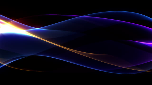 abstract waves background hd - loopable moving image stock videos & royalty-free footage