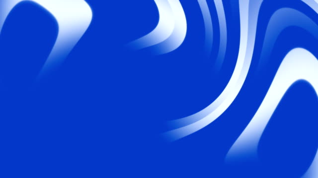 abstract wavy line pattern blue loopable - gray background stock videos & royalty-free footage