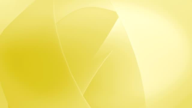 vídeos de stock, filmes e b-roll de 4k abstract backgrounds amarelo loopable - reflexo efeito de luz