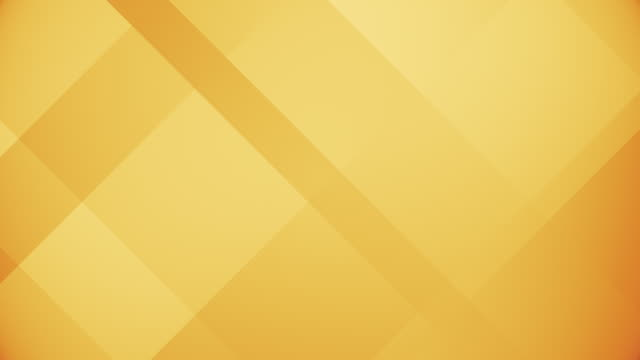 abstract yellow blocks moving rectangle looping. magical shiny motion graphics square. (loopable) - yellow background stock videos & royalty-free footage