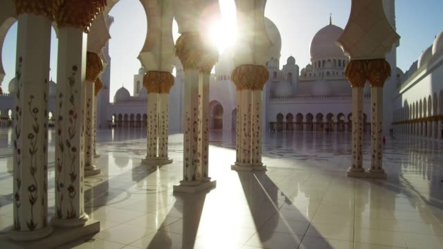 Abu Dhabi, Sheikh Zayed Grand Mosque