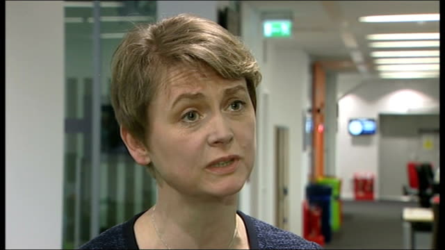 government loses deportation appeal london int yvette cooper mp interview sot did question legal strategy at the time / legal strategy has failed - legal appeal stock videos & royalty-free footage