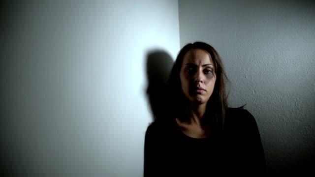 Missbraucht Frau