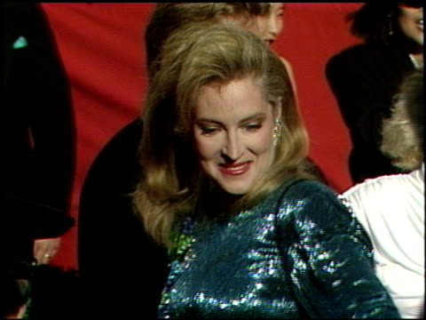 academy awards 1989 outside at the 1989 academy awards at the shrine auditorium in los angeles, california on march 29, 1989. - 61st annual academy awards stock videos & royalty-free footage
