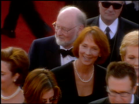 academy awards 2001 cam a entrance at the 2001 academy awards at the shrine auditorium in los angeles california on march 25 2001 - 73rd annual academy awards stock videos & royalty-free footage