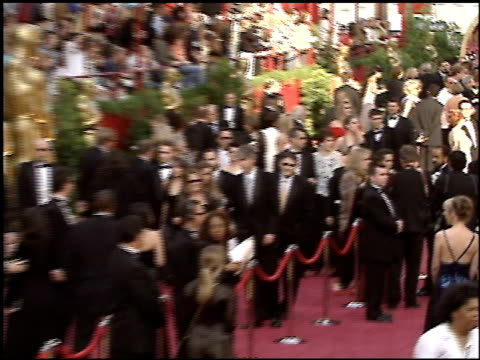 Academy Awards 2005 1 of 4 Entrances at the 2005 Academy Awards at the Kodak Theatre in Hollywood California on February 27 2005