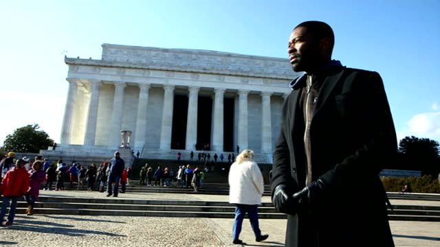 Acting award contenders all white as'Selma' largely overlooked USA Washington DC EXT David Oyelowo who plays Martin Luther King in the film 'Selma'...