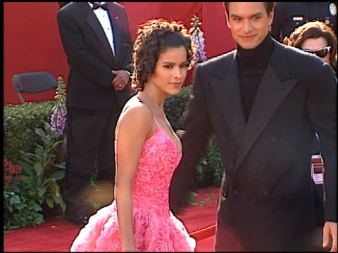 academy awards arrivals at the 1996 academy awards arrivals at the shrine auditorium in los angeles california on march 25 1996 - 68th annual academy awards stock videos and b-roll footage