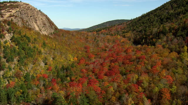 acadia national park - maine stock videos & royalty-free footage