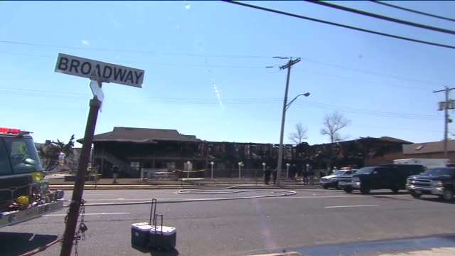 According to New Jersey officials an improperly discarded cigarette is blamed for sparking the deadly Mariner Cove Motel fire in Point Pleasant Beach