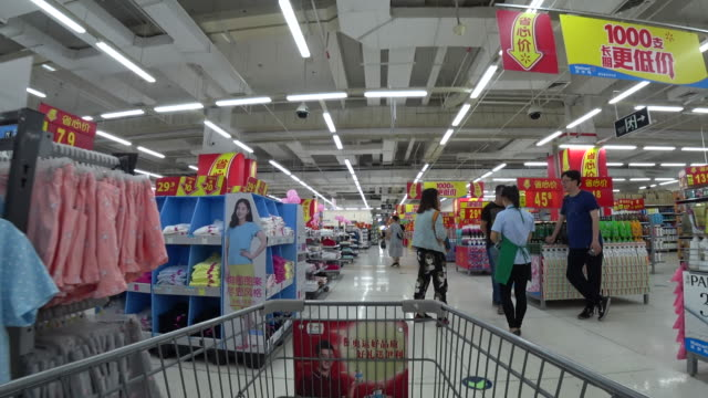 According to the financial report of the first quarter in 2017 total sales of WALMART in China grows by 07% the unit price increases 28% and business...