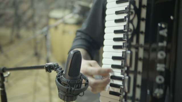 accordion sound - country and western stock videos & royalty-free footage
