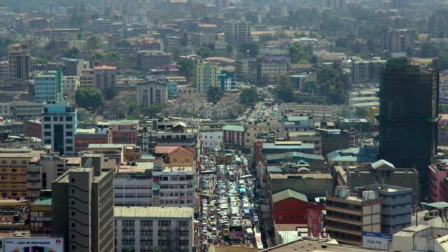 accra road & north nairobi nairobi  kenya  africa - nairobi stock videos and b-roll footage