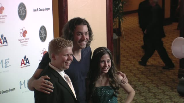 stockvideo's en b-roll-footage met ace young at the 29th annual the gift of life gala at the hyatt regency century plaza hotel in beverly hills california on may 18 2008 - hyatt regency