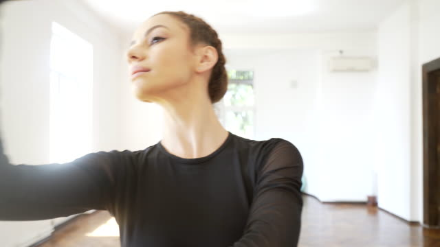 achieve perfection. - ballet studio stock videos and b-roll footage