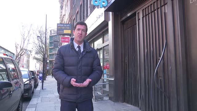 Retailers sign up to voluntary ban on sales to under 18s ENGLAND London EXT Reporter to camera