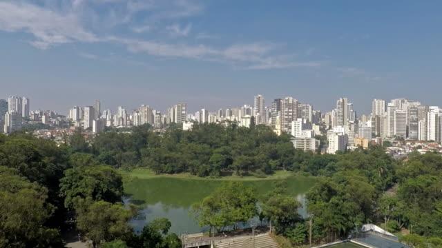 aclimação park - são paulo stock videos and b-roll footage