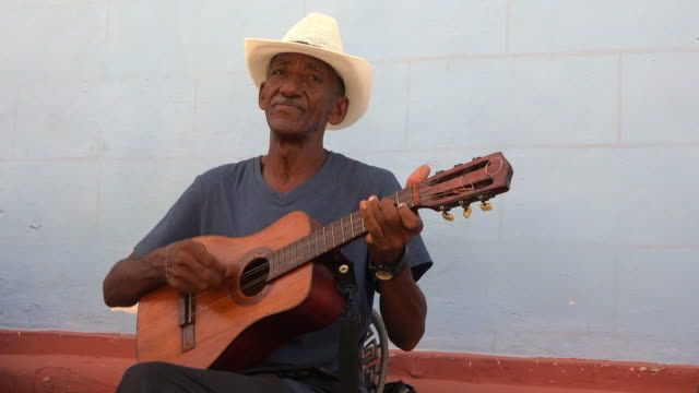 Acoustic Cuban music is popular with tourists visiting the Unesco World Heritage Site