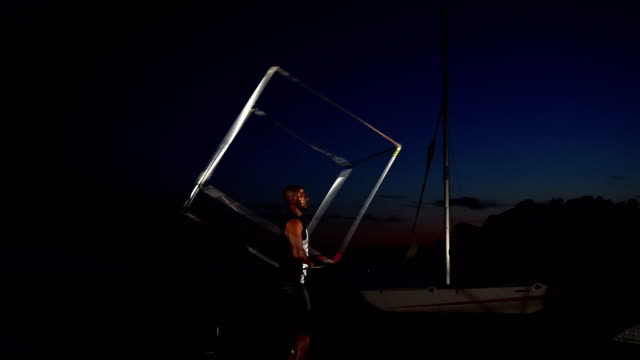 acrobat - balance stock videos & royalty-free footage