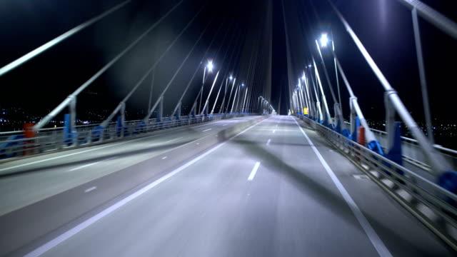 across the bridge - barren stock videos & royalty-free footage