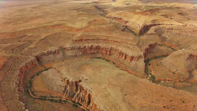 aerial across the grand canyon in the south rim - grand canyon national park stock videos & royalty-free footage