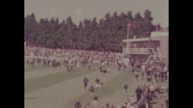 action from the 4th test at headingley between england and the west indies in august 1966 - west indies stock videos & royalty-free footage