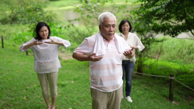active even in senior days - instructor stock videos & royalty-free footage