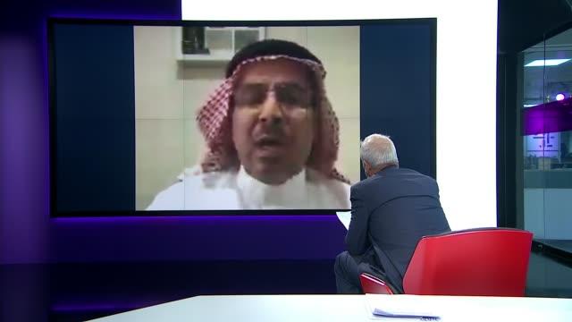 activist ali mohammed alnimr sentenced to death by beheading england london gir int mohammed alnimr 2way interview via internet sot - ギールフォーレスト国立公園点の映像素材/bロール