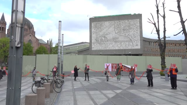 NOR: Oslo protesters in final push to save Picasso mural
