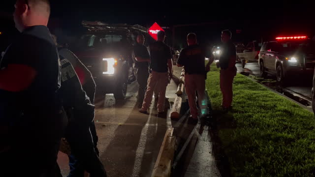 activities around rescue of residents from floodwater left behind by hurricane ida in laplace, louisiana, u.s., on monday, august 30, 2021. hurricane... - walking in water stock videos & royalty-free footage