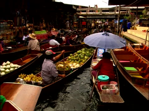 MS activity at the Floating Markets, Bangkok, Thailand