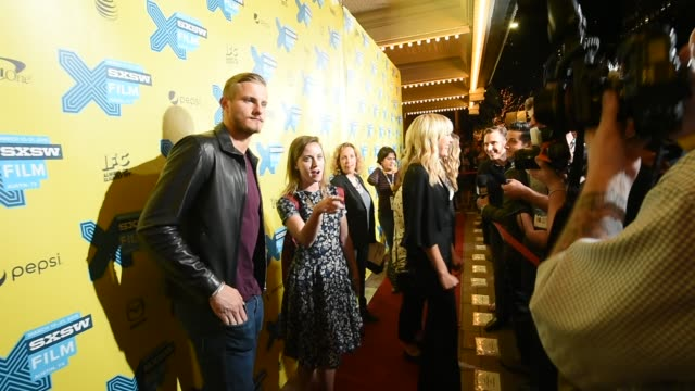 Actor Alexander Ludwig arrives at the premiere of 'The Final Girls' during 2015 SXSW Music Film Interactive Festival at the Paramount Theatre on...