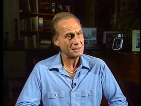 actor and comedian sid caesar pays tribute to friend lucille ball. - femininity stock videos & royalty-free footage