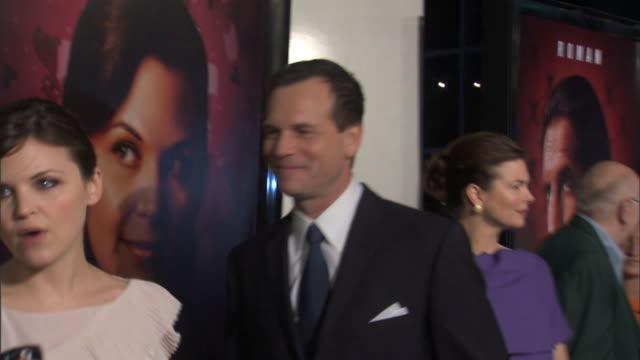 hd actor bill paxton walking down crowded red carpet outside cinerama dome greeting talking to various people - bill paxton stock videos and b-roll footage