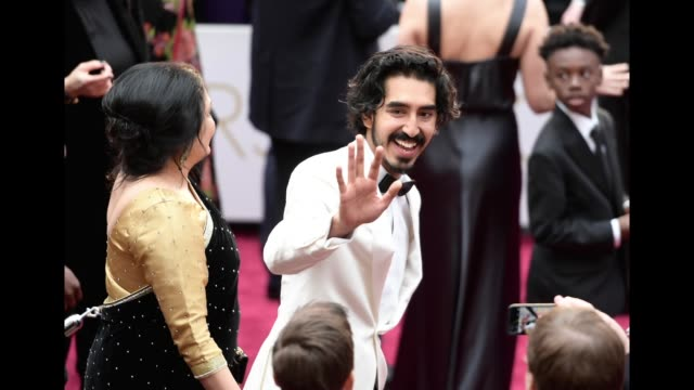 Actor Dev Patel attends the 89th Annual Academy Awards at Hollywood Highland Center on February 26 2017 in Hollywood California