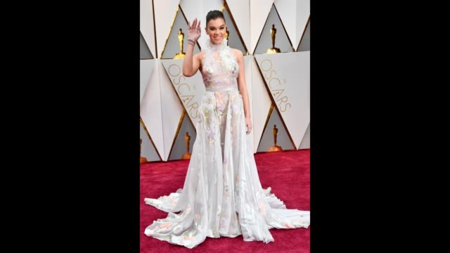Actor Hailee Steinfeld attends the 89th Annual Academy Awards at Hollywood Highland Center on February 26 2017 in Hollywood California
