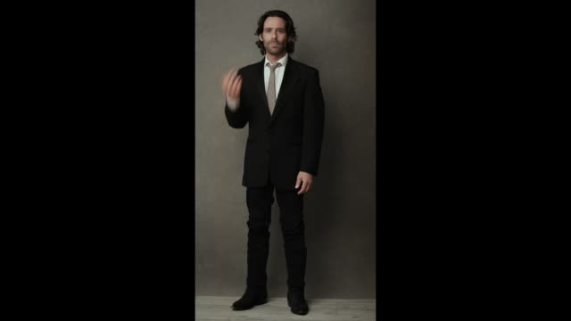 Actor James Callis is photographed for Entertainment Weekly Magazine at the 2017 ATX Television Festival Cinemagraphs in Austin Texas