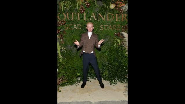 Actor John Bell attends the 21st SCAD Savannah Film Festival 'Outlander' Season Four reception on October 28 2018 in Savannah Georgia