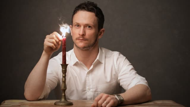 Actor Jonathan Tucker of 'Kingdom' is photographed for Entertainment Weekly Magazine at the 2017 ATX Television Festival Cinemagraphs in Austin Texas