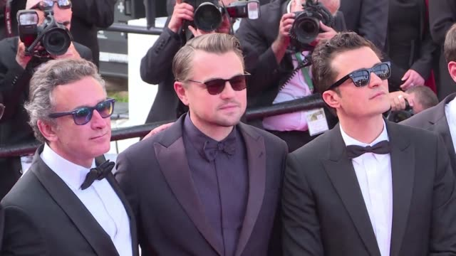 FRA: Stars arrive for Il Traditore screening in Cannes