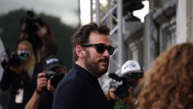 ESP: Matt Dillon arrives at San Sebastian Film Festival